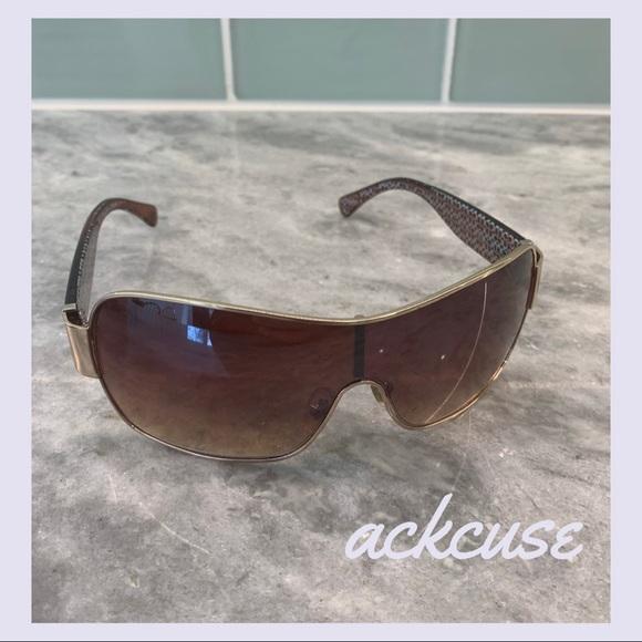 Coach Rose Gold Sunglasses